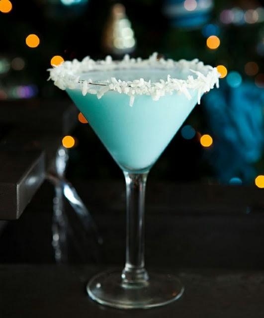 Snowball-Martini