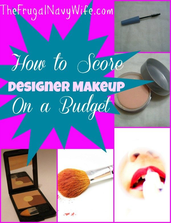 How to Score Designer Makeup on a Budget
