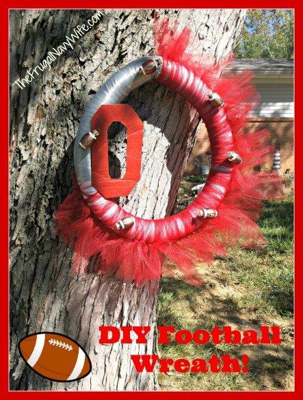 Football wreath edited