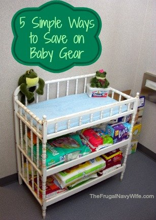 save on baby gear