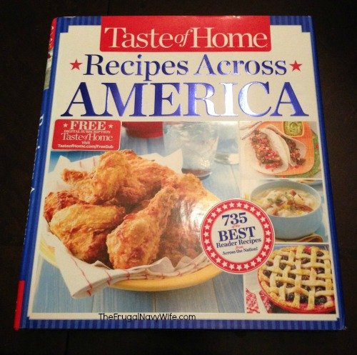 Taste of Home Magazine Celebrates America's Most Iconic Dishes With Recipes Across America