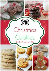 20 Christmas Cookies Recipes