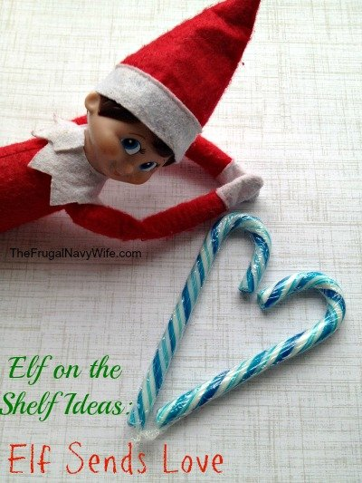 elf sends love