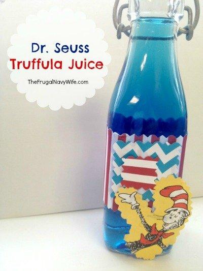 Dr. Seuss Truffula Juice