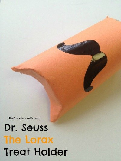 Dr. Seuss The Lorax Treat Holder