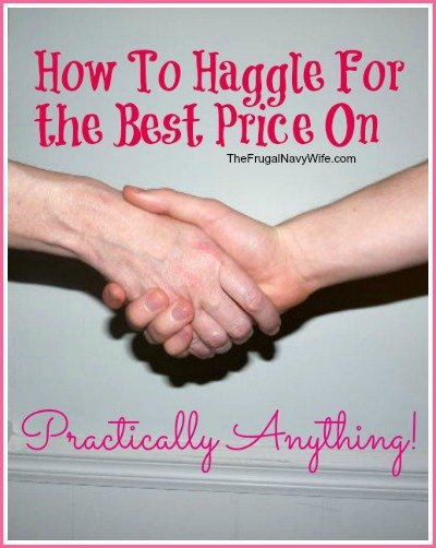 Are you afraid to ask for a good deal? Here's how to haggle for the best price on what you want to buy.
