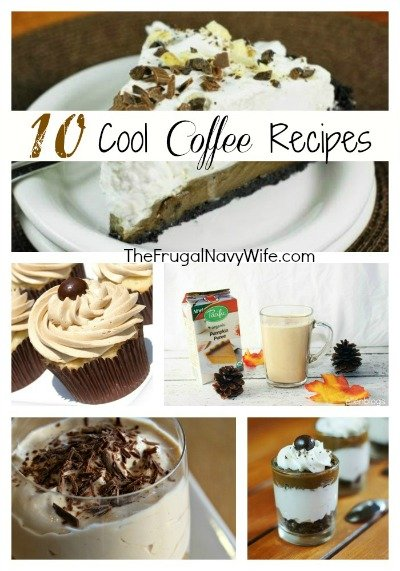 Cool Coffee Recipes