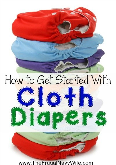 How to Get Started with Cloth Diapering