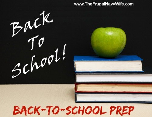Back-To-School Prep