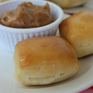 Copycat Texas Roadhouse Rolls Recipe & Honey Butter