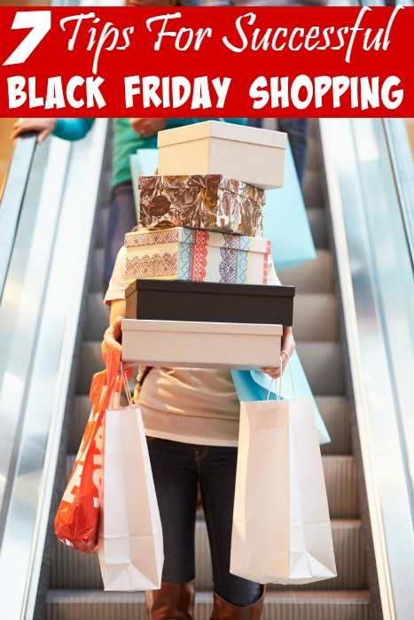 7 Tips For Successful Black Friday Shopping