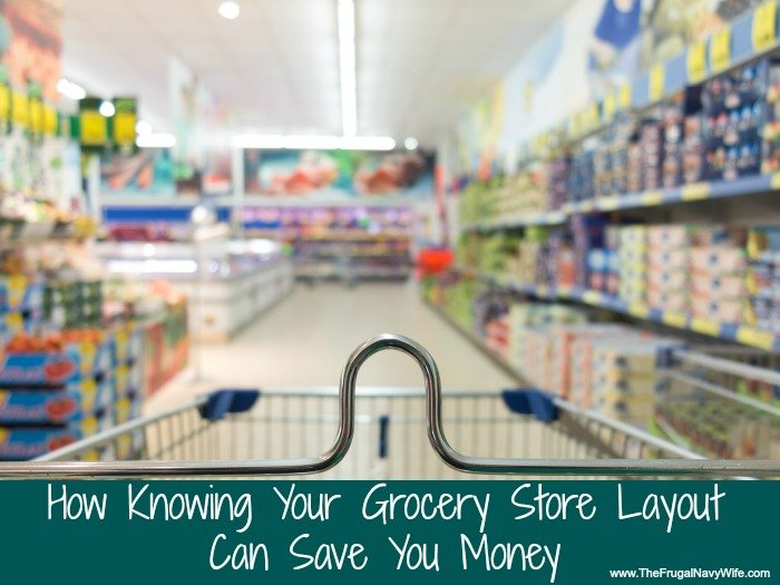 How Knowing Your Grocery Store Layout Can Save You Money