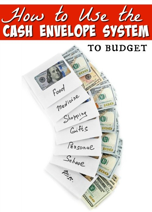 How to Use the Cash Envelope Budget System