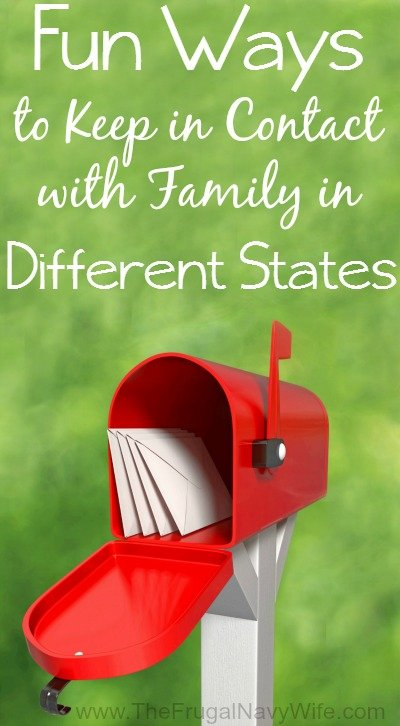 5 Fun Ways to Keep in Contact with Family in Different States