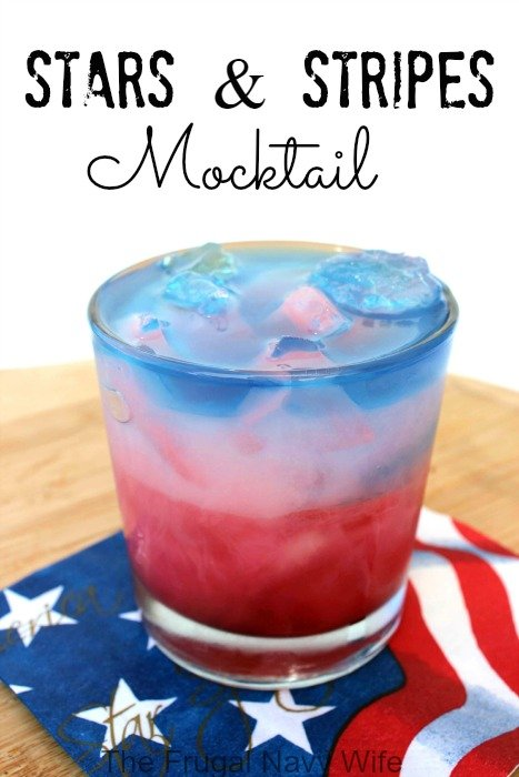 Stars and Stripes Mocktail