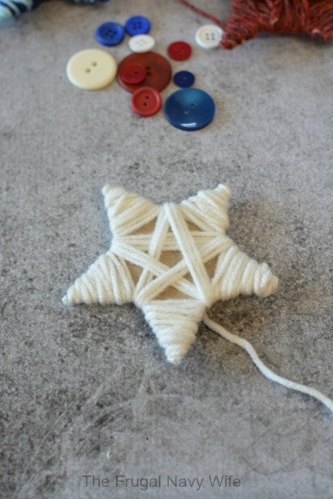 Yarn Star Wrapping 2