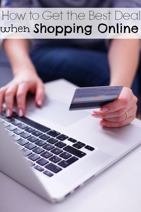 How to Get the Best Deal when Shopping Online