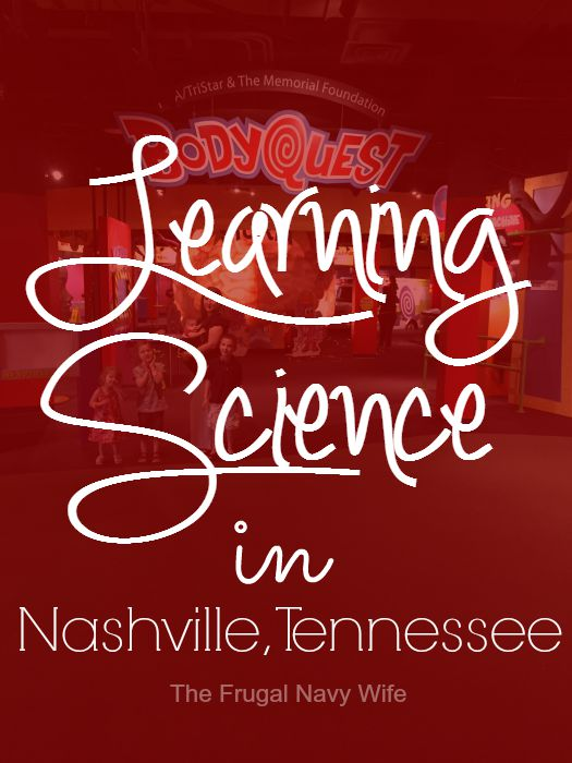 Learning Science in Nashville, Tennessee