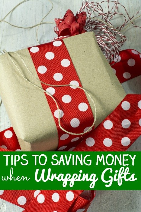 Tips to Saving Money when Wrapping Gifts