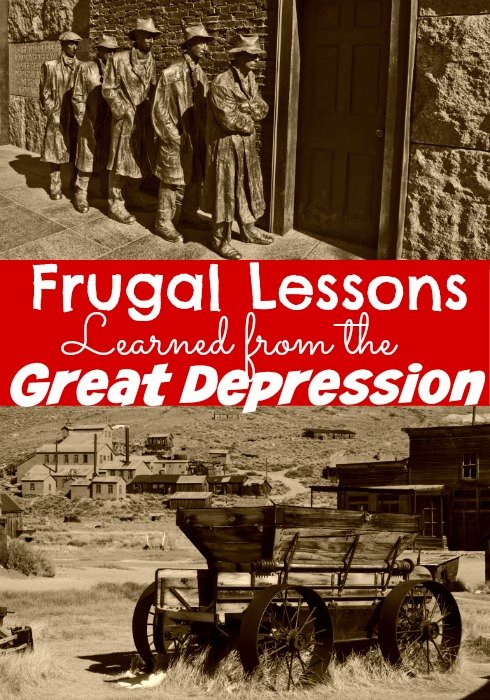 Frugal Lessons Learned From the Great Depression
