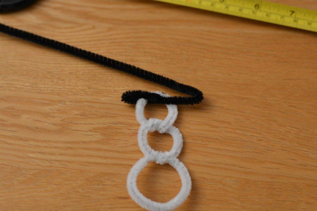 Borax Snowman Craft 2