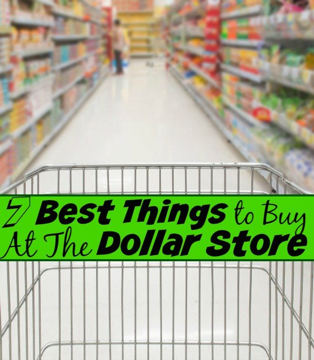 7 Best Things to Buy At The Dollar Store