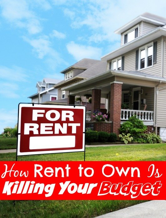 How the Rent to Own Trap Is Killing Your Finances