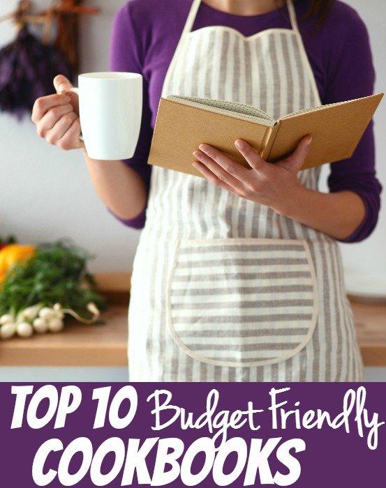 10 Best Cookbooks for Budget Meals