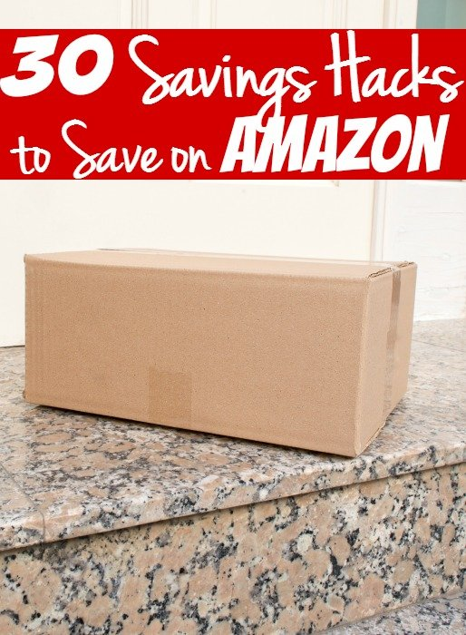 30 Savings Hacks to Save on Amazon 2