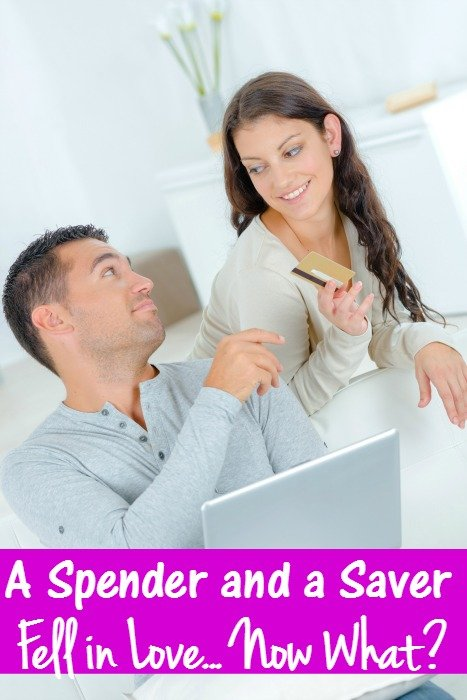 A Spender and a Saver Fell in Love... Now What- How to Save Money