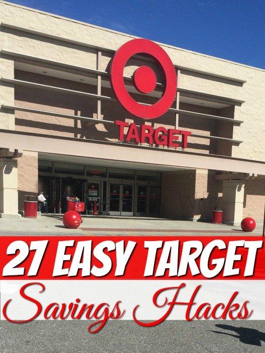 27 Ways to Save Money at Target