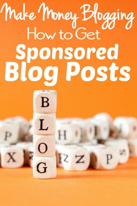 How to Get Sponsored Content for Your Blog