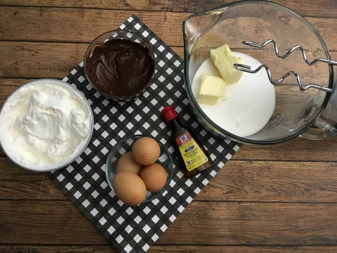 French Silk Pie Recipe Ingredients