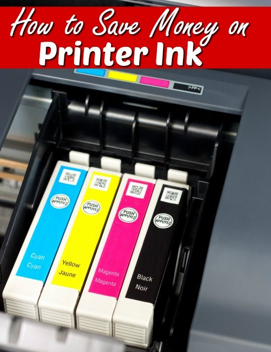 Cheap Ink Cartridges - How to Save Money on Printer Ink