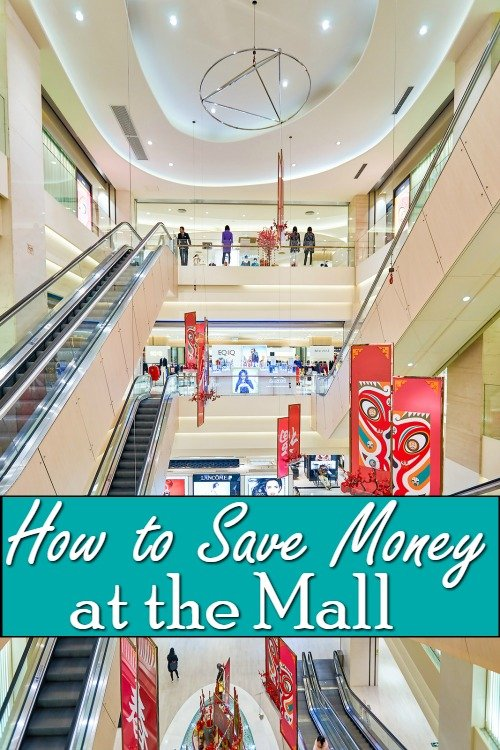 How to Save Money at Shopping Malls