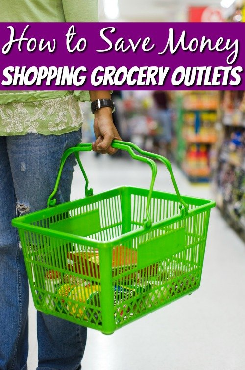 How to Shop at a Grocery Outlet