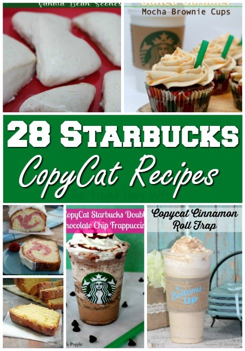 28 Copycat Starbucks Recipes
