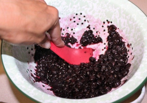 Easy Homemade Blueberry Syrup Recipe Mash