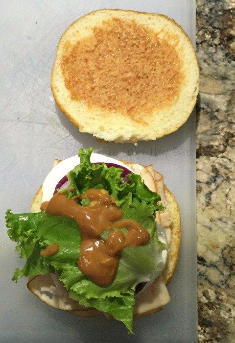 Husband Favorite Sandwich Sauce