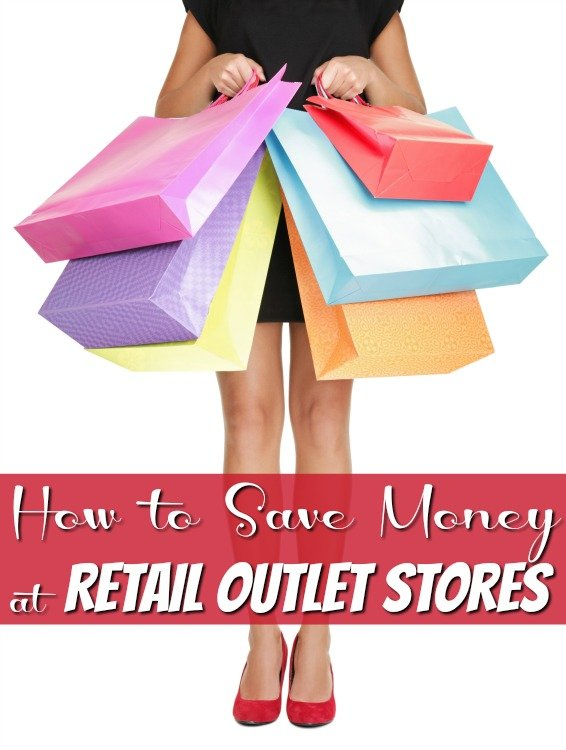Outlet Shopping - How to Save Money at Retail Outlet Stores
