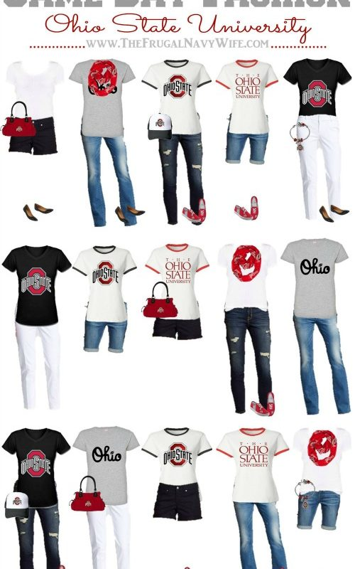 Build Your Own Wardrobe with Ohio State Apparel