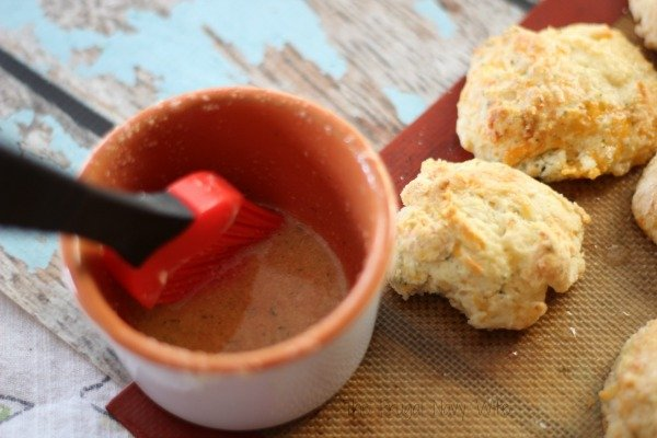 Red Lobster Cheddar Bay Biscuits Recipe Butter