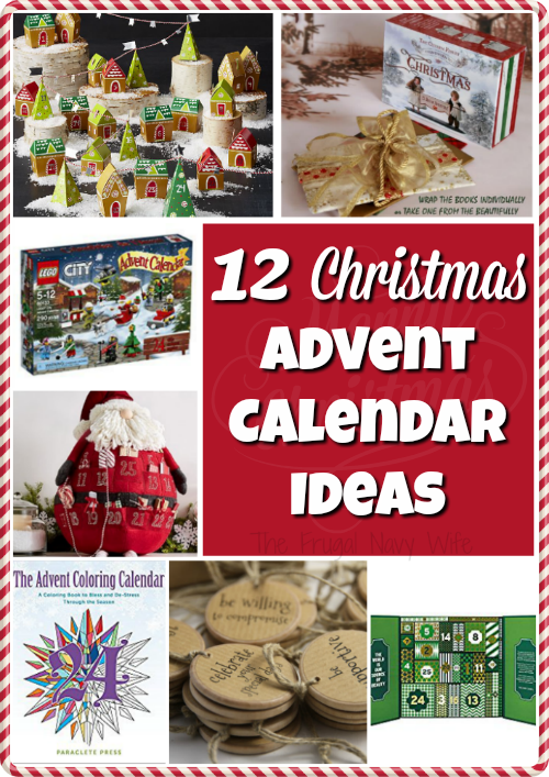 Holiday Gift Guide – 12 Christmas Advent Calendar Ideas