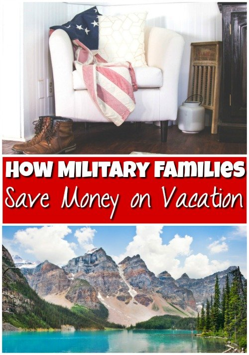 How Military Families Save Money on Vacation