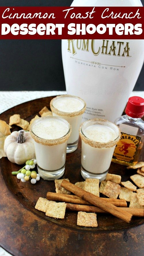 Cinnamon Toast Crunch lovers rejoice! This dessert drink is perfect for you. It has the perfect amount of sweet and you can beat the frosting....
