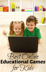 Best Online Educational Games for Kids