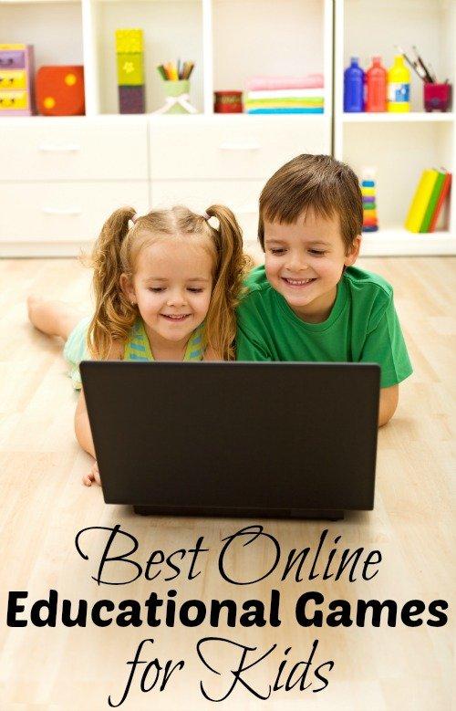 Best Online Educational Games for Kids
