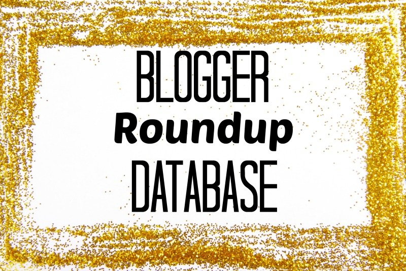 Looking for an easier way to create your roundup posts? This is a blogger roundup database search tool that includes 500+ blogs.