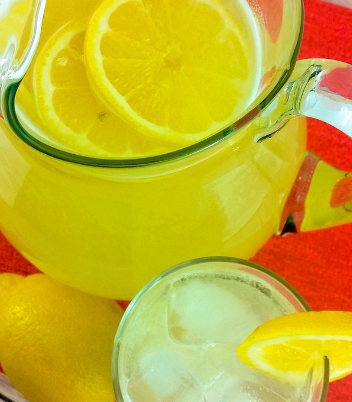 The BEST Copycat Chick Fil A Lemonade