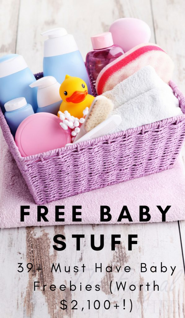Babies are expensive! This is a list of some of the best free baby stuff available to parents! These baby freebies have a value of $2,100+!! #freebabystuff #babysamples #babyfreebies #frugalnavywife | Baby Freebies | New Mom Freebies | Baby Samples | Parenting | Free Baby Stuff